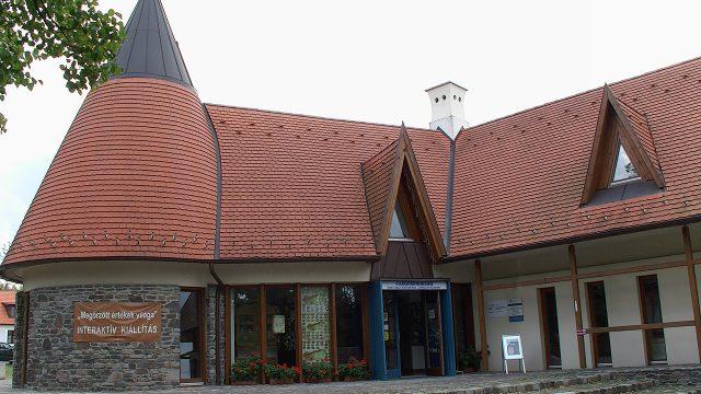 Látogató Központ galéria