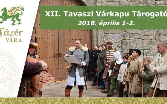 XII. Tavaszi Várkapu Tárogató