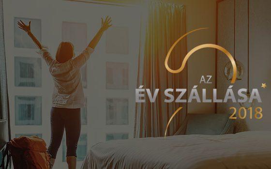 Szallas.hu – Az év szállása 2018 szavazás