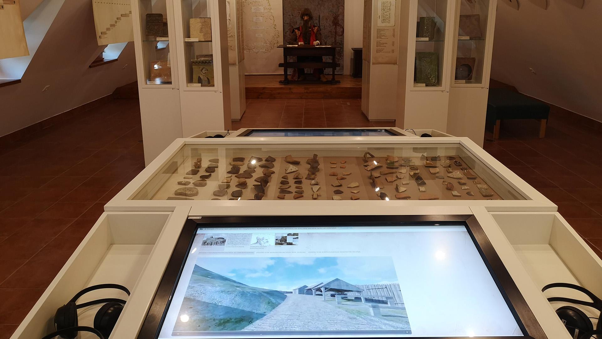 Füzéri vár és a Szalánci vár története