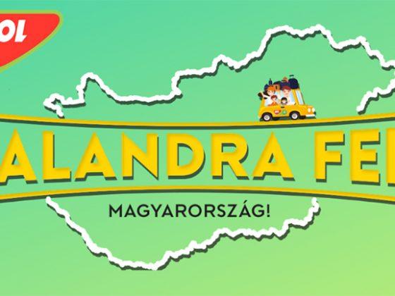 Kalandra fel, Magyarország!