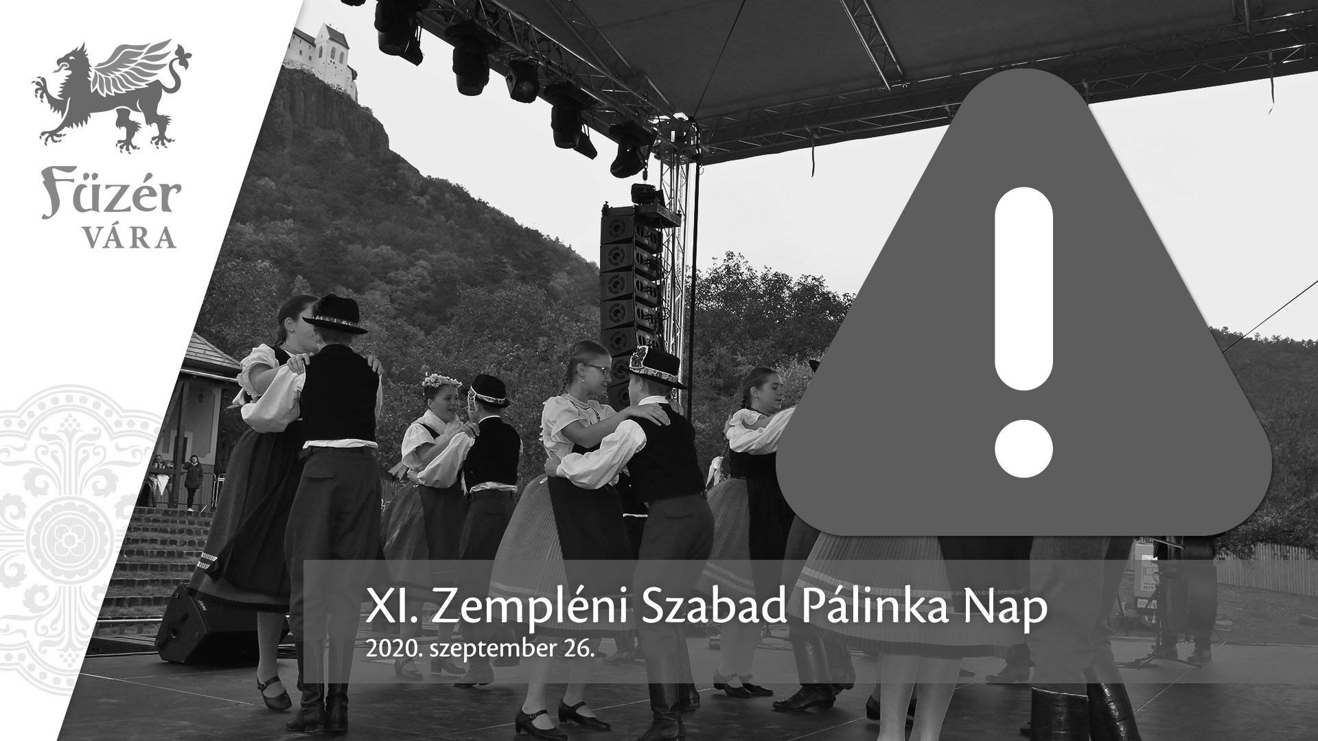 XI. Zempléni Szabad Pálinka Nap