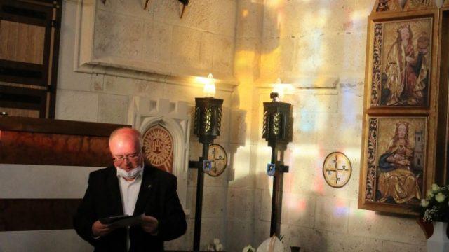 Kápolna megáldás