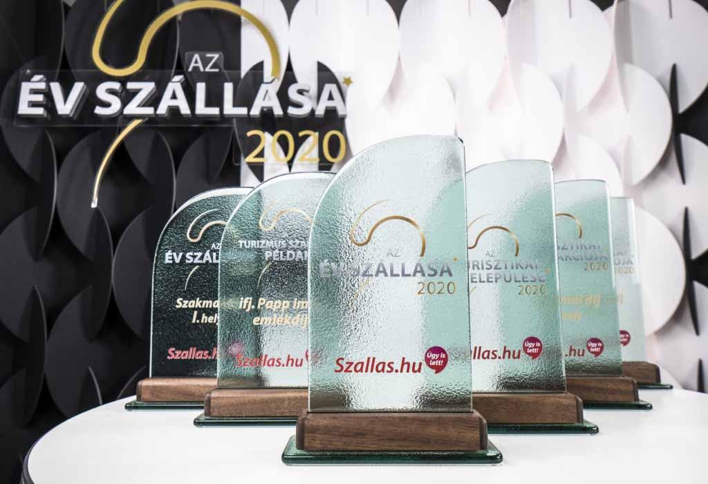 Az Év Turisztikai Attrakciója Minőségi díj
